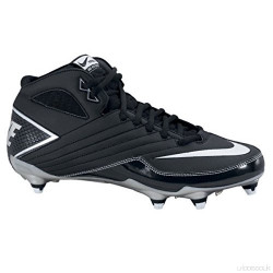 NIKE SUPER SPEED D 3/4 Noir/Blanc