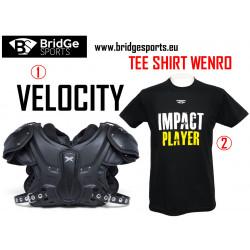 PACK XENITH VELOCITY et Tee Shirt WENRO IP
