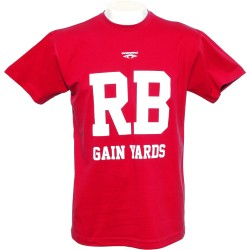 Tee shirt WENRO RB - Running Back