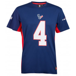 MAILLOT SUPPORTER  Texans N°4