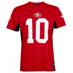 MAILLOT SUPPORTER 49ers N°10