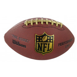 WILSON NFL DUKE PERFORMANCE OFFICIAL