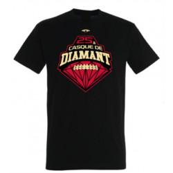 Tee Shirt 25ème anniversaire CASQUE DE DIAMANT