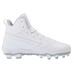 UNDER ARMOUR HAMMER Mid Moulées Blanc