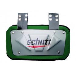 SCHUTT AIR MAXX BACK PLATE Vert Foncé