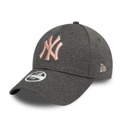 Casquette NEW YORK YANKEES  9FORTY GRIS Women