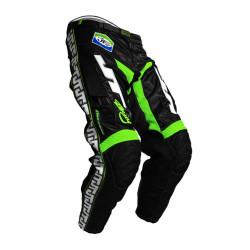 Pantalon JT RACING ALS CLASSICK NOIR/BLANC