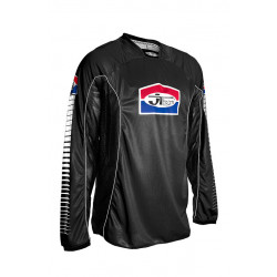 Maillot JT RACING MX Pro Rouge