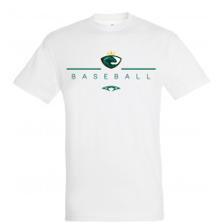 Tee shirt BASEBALL SALAMANDRES du Havre