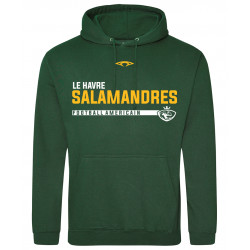 Sweat FOOTBALL SALAMANDRES du Havre