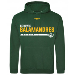 Sweat BASEBALL SALAMANDRES du Havre
