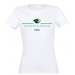 Tee shirt CHEER SALAMANDRES du Havre