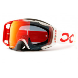 MASQUE XFORCE ASSASSIN XL - Orange et Blanc