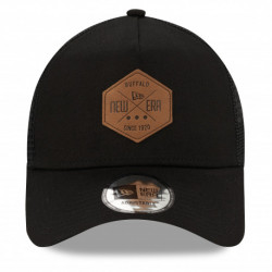 NEW ERA HERITAGE PATCH 9FORTY AF TRUCKER Noir