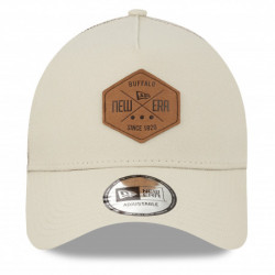 NEW ERA HERITAGE PATCH 9FORTY AF TRUCKER Beige