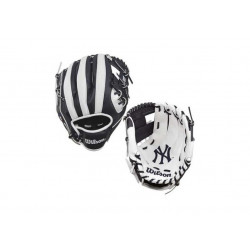 WILSON A200 NY 10 pouces Blanc / Navy