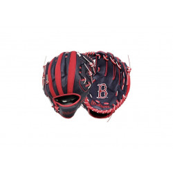 WILSON A200 Red Sox 10 pouces Navy/Rouge
