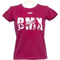 Tee Shirt BMX WENRO Femme