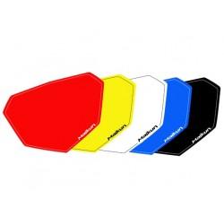 Fond de plaque - 3D plate PRO et MINI, Couleur: Noir, Taille: Pro